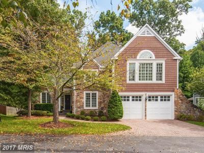 Potomac Single Family Home For Sale: 10511 Democracy Lane