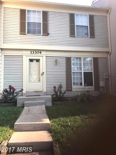 Germantown MD Townhouse For Sale: $269,900