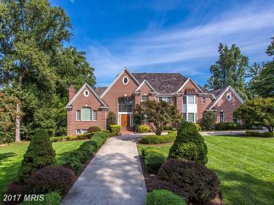 Potomac Single Family Home For Sale: 9811 Meriden Road