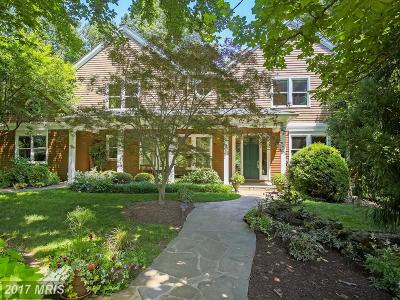 Potomac Single Family Home For Sale: 11505 Luvie Court
