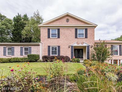 Potomac Single Family Home For Sale: 1476 Dunster Lane