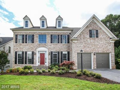 Upper Marlboro, Laurel, Rockville, Silver Spring Single Family Home For Sale: 13310 Moonlight Trail Drive