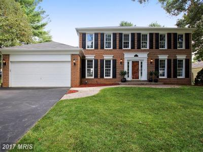 Brookeville, Olney Single Family Home For Sale: 18111 Carrisa Way