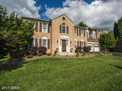 Gaithersburg Single Family Home For Sale: 12221 Morning Light Terrace