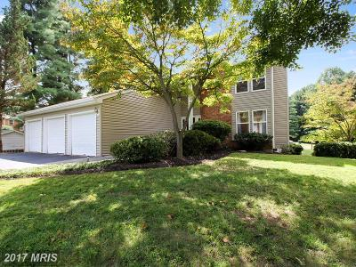 Gaithersburg Single Family Home For Sale