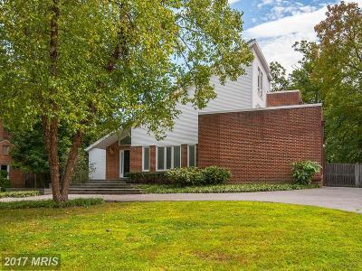 Potomac Single Family Home For Sale: 10205 Counselman Road