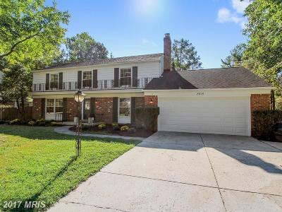 Potomac Single Family Home For Sale: 8616 Fox Run
