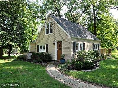 Silver Spring Single Family Home For Sale: 200 Vierling Drive
