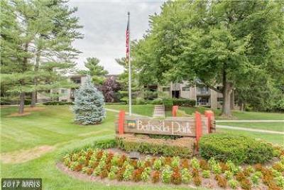 Rockville Condo For Sale: 12409 Braxfield Court #524
