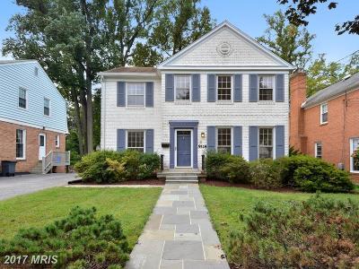 Single Family Home For Sale: 5518 Oakmont Avenue