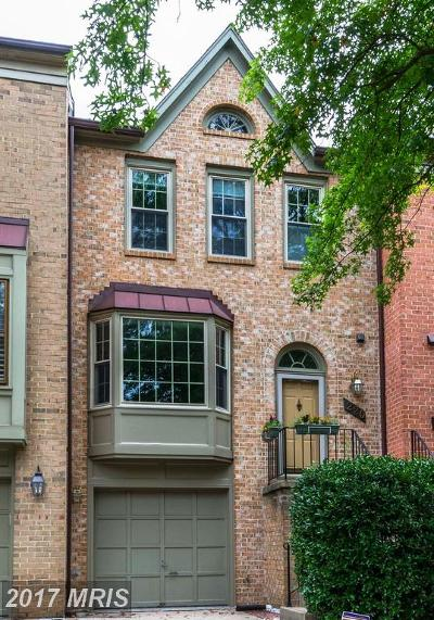 Rockville Townhouse For Sale: 220 Lynn Manor Drive