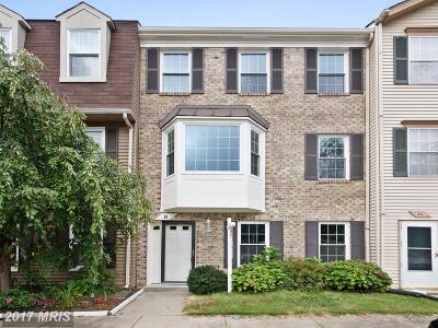 Gaithersburg Townhouse For Sale: 28 Spring Street