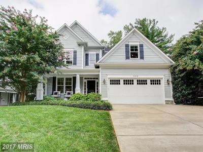 Bethesda Single Family Home For Sale: 6308 Bannockburn Drive