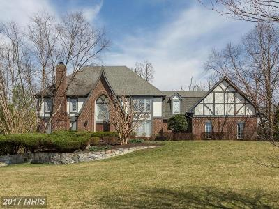 Potomac Single Family Home For Sale: 12513 Noble Court