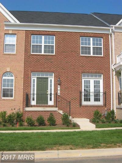 Rental For Rent: 608 Cedar Spring Street