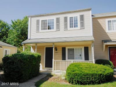 Germantown MD Townhouse For Sale: $215,000