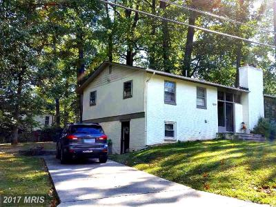 Silver Spring MD Single Family Home For Sale: $578,800