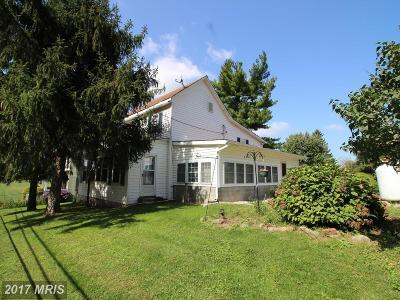 Montgomery Single Family Home For Sale: 18321 Barnesville Road