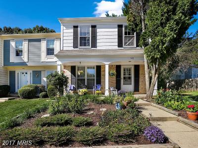 Silver Spring Townhouse For Sale: 301 Crescendo Way
