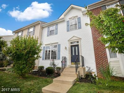 Germantown Townhouse For Sale: 13371 Rushing Water Way