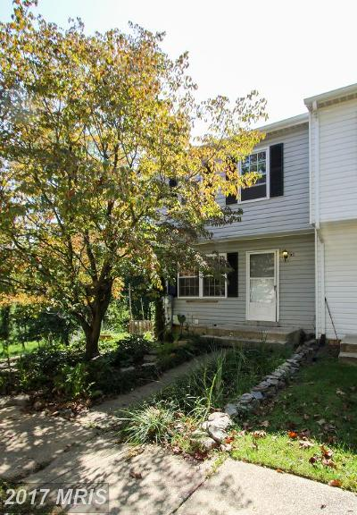 Silver Spring MD Townhouse For Sale: $249,900