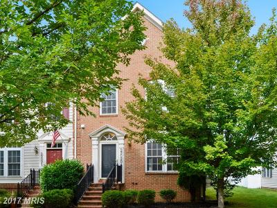 Clarksburg Townhouse For Sale: 23029 Winged Elm Drive