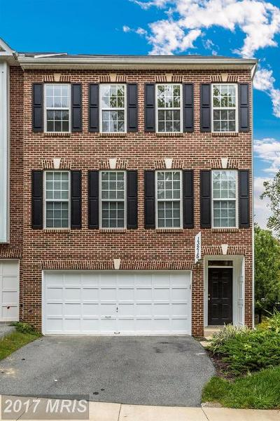 Germantown Townhouse For Sale: 13215 Liberty Bell Court