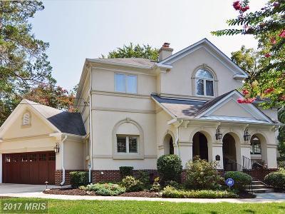 Bethesda Single Family Home For Sale: 5428 Roosevelt Street