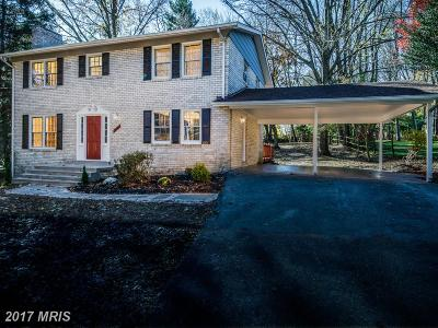 Silver Spring Single Family Home For Sale: 508 Beaumont Road
