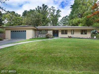 Single Family Home For Sale: 8512 Thornden Terrace