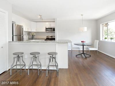 Bethesda Condo For Sale: 5011 Sentinel Drive #66