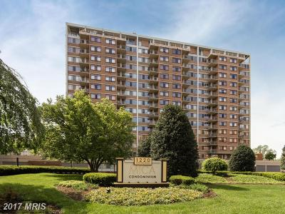 Silver Spring Condo For Sale: 1220 Blair Mill Road #809