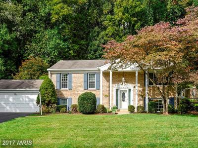 Rockville MD Single Family Home For Sale: $465,000