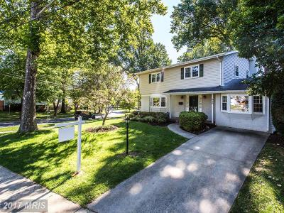 Silver Spring Single Family Home For Sale: 318 Hannes Street