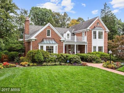 Kensington Single Family Home For Sale: 4105 Everett Street