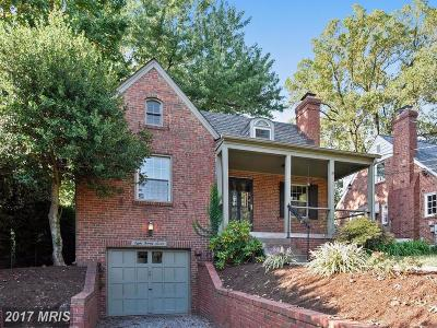 Silver Spring Single Family Home For Sale: 827 Bonifant Street