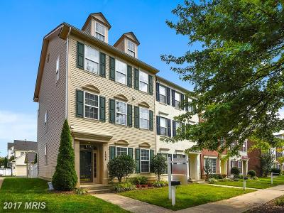 Gaithersburg Townhouse For Sale: 1334 Main Mews