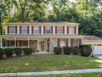 Single Family Home For Sale: 11521 Paramus Drive