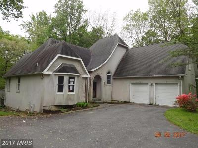 Brookeville, Olney Single Family Home For Sale: 104 Brighton Dam Road