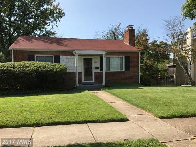 Kensington Single Family Home For Sale: 4210 Brookfield Drive