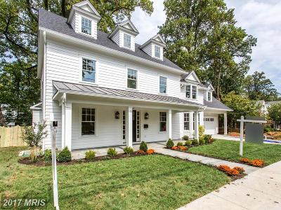 Montgomery Single Family Home For Sale: 4621 Chestnut Street