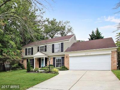 Single Family Home For Sale: 9017 Wandering Trail Drive