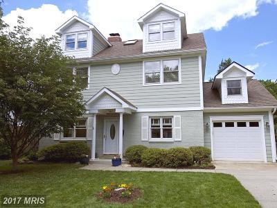 Kensington Single Family Home For Sale: 4215 Colchester Drive