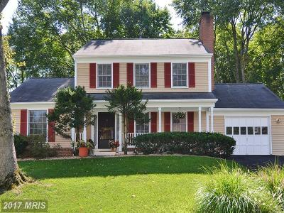 Silver Spring Single Family Home For Sale: 13 Serpentine Court