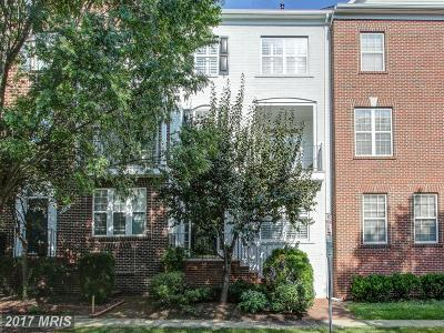 Germantown Townhouse For Sale: 11520 Apperson Way