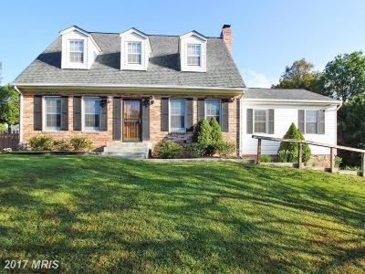 Silver Spring, Wheaton Single Family Home For Sale: 1915 Longmead Road