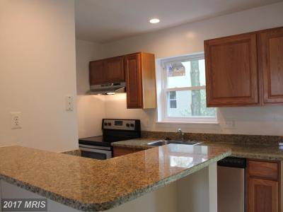 Germantown MD Townhouse For Sale: $216,995