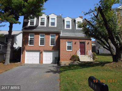 Gaithersburg Single Family Home For Sale: 106 Watch Hill Lane