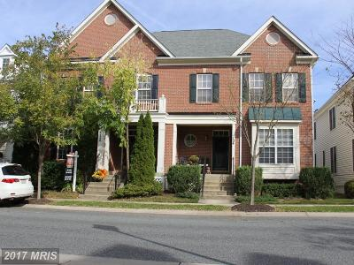 Gaithersburg Townhouse For Sale: 120 Elmira Lane