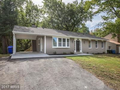 Silver Spring, Wheaton Single Family Home For Sale: 415 Piping Rock Drive